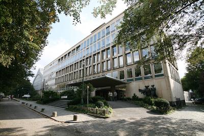 Koninklijk Instituut voor het Kunstpatrimonium – Institut royal du Patrimoine artistique – Royal institute for Cultural Heritage (KIK-IRPA), Brussels