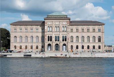 Nationalmuseum and its department of Research, Archives and Library, Stockholm